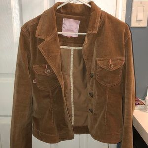 Romeo & Juliet Couture corduroy jacket